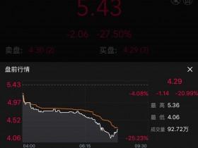 """英国脱欧影响下的股市""""灾区"""""""
