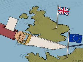 脱欧之后 英国还有很长的路要走