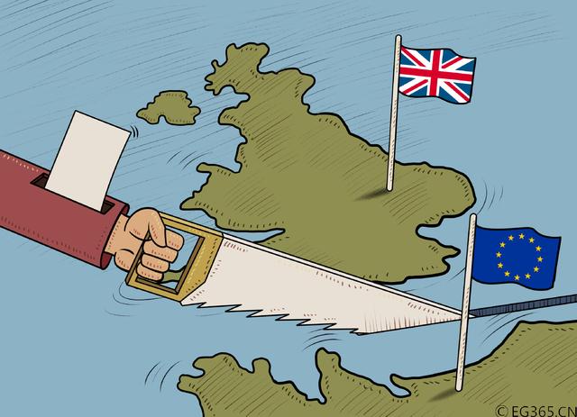 英国脱欧之后面临的麻烦